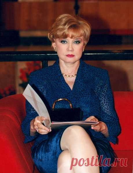 Вера Алентова поделилась своей «особой» диетой Звезда фильма «Москва слезам не верит» удивила своим взглядом на похудение.