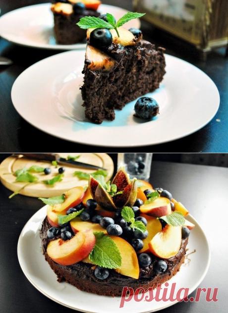 La torta «un Pequeño vestido negro»
