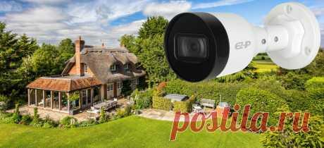 Видеонаблюдение в загородном доме и на дачном участке | ТЕРАТЕК | Яндекс Дзен