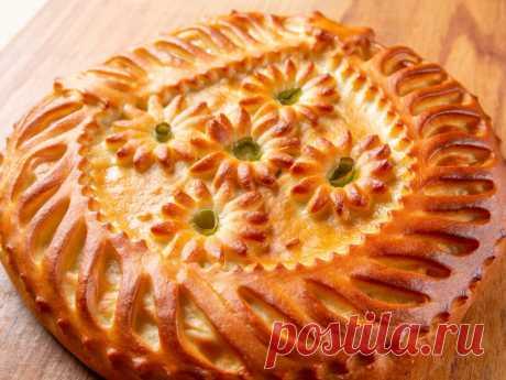 Как красиво украсить пирог сверху: оформление выпечки из дрожжевого теста - способы украшения с фото | Робин Сдобин