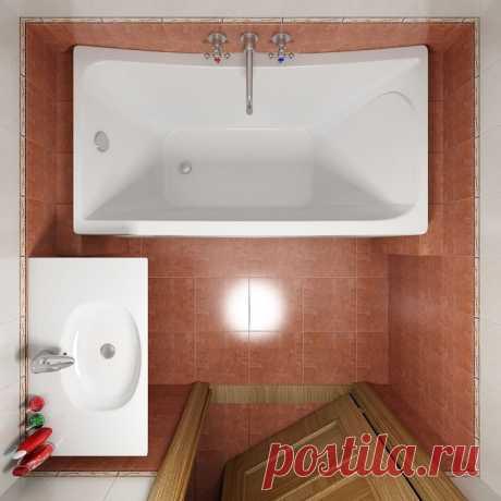 Вдохновляющие идеи дизайна малогабаритной ванной комнаты для тех, кто проживает в «хрущевке» — Мой дом