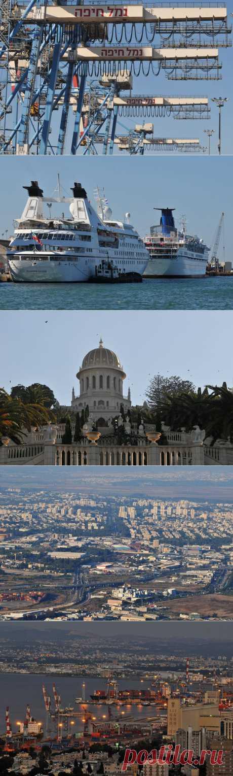 Морские ворота. Ботовстреча в Хайфском порту | Блог Ботинок