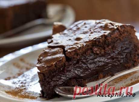 Шоколадный торт: очень вкусный рецепт - быстро, вкусно и просто!