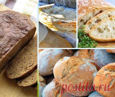6 рецептов хлеба из разных уголков земли которые вы точно сможете приготовить у себя на кухне Рецептов хлеба очень много, но в каждой стране есть свои особенности приготовления. Мы подготовили для вас 10 рецептов со всего мира вкусного хлеба. Итальянская чиабатта Этот хлеб славится своей невероятной корочкой...