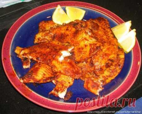 Камбала: как приготовить ее вкусно и ароматно.