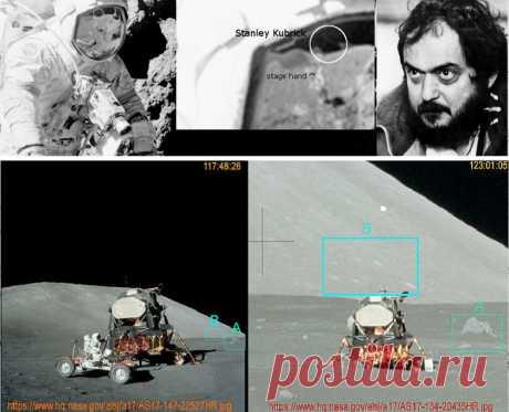 Так американцев все же не было на Луне: появились новые доказательства? Фотографии из архива НАСА могут подтвердить фальсификацию полета американцев на Луну? Полет американцев на Луну летом 1969 года не дает многим любителям разбора тайн Вселенной засыпать спокойно по ночам даже по прошествии полувека с того второго судьбоносного вторжения человека в космическое
