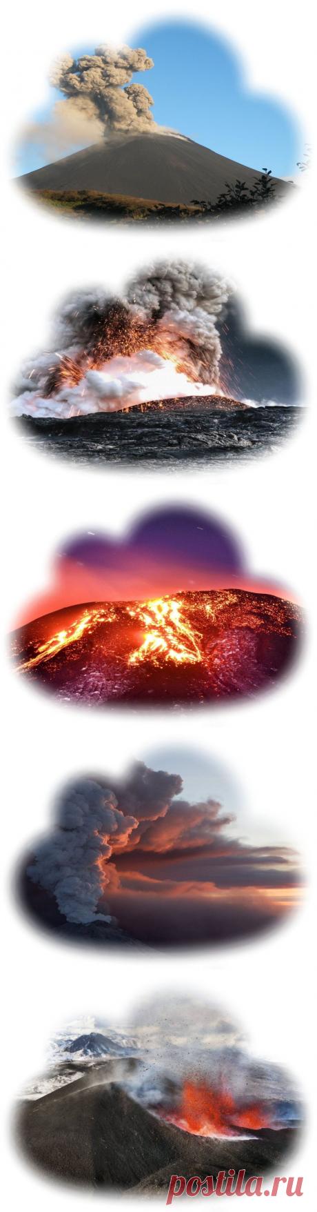 Значение сна про вулкан