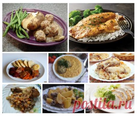 Готовим в мультиварке блюда-дуэты: 14 рецептов