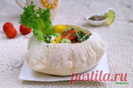 Хлебные салатницы