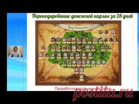 Курс Евгения Дейнеко «Перекодирование денежной кармы за 28 дней!»