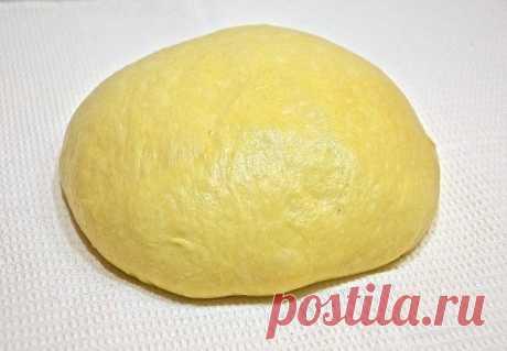 Сладкое тесто от Ришара Бертине