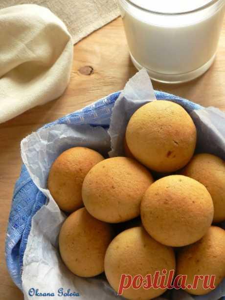 Итальянское печенье с манкой - sovenok_ksu — LiveJournal
