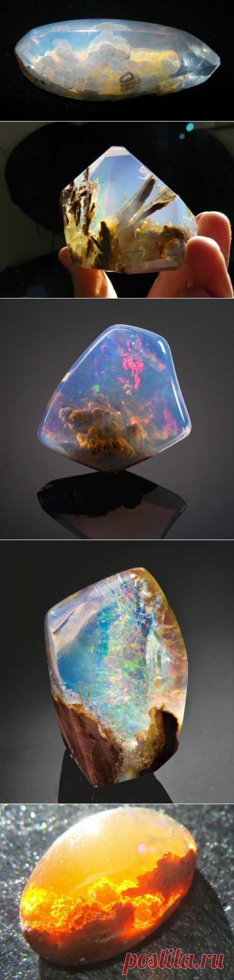 Опал — самый удивительный драгоценный камень | ТАЙНЫ ПЛАНЕТЫ ЗЕМЛЯ
