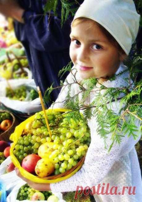 Три Спаса - три праздника. Яблочный спас   Полезные советы и рекомендации