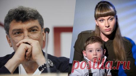 Екатерина Ифтоди   доказала  благодаря медицинским анализам, что ее  сын Борис является сыном  Бориса Немцова . Молодой женщине пришлось трижды обращаться в суд. Но теперь дело выиграно