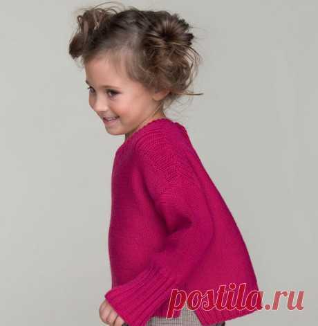 El pulóver por los rayos para la muchacha