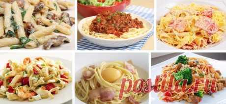 Самые сытные и вкусные подливы к макаронам: ТОП-5 Крутых Рецептов на каждый день Наши подливы точно вкуснее итальянских!
