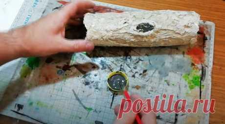 Делаем декор из алюминиевой фольги и туалетной бумаги. Часть 2. | Творим своими руками | Яндекс Дзен