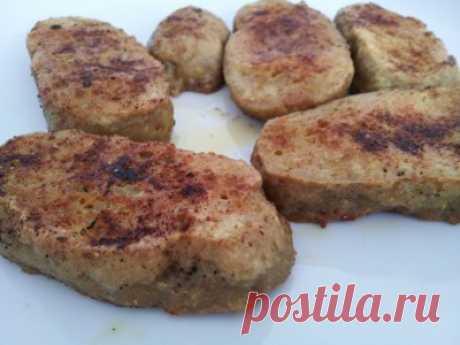 Сейтан - вегетарианское мясо из муки, пошаговый фото-рецепт