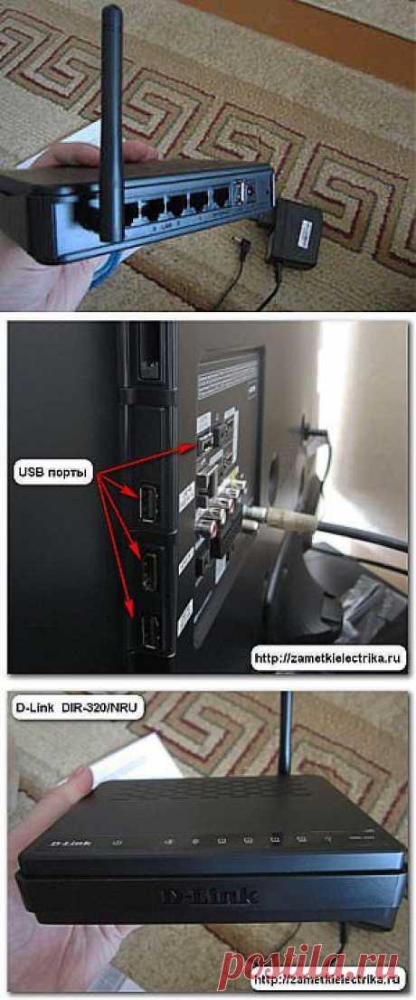 (+1) - Как подключить телевизор к Интернету | МАСТЕРА