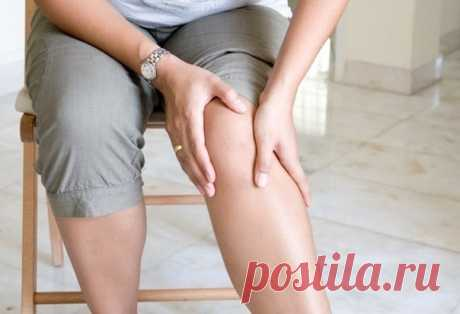 Причины судорог в икроножных мышц