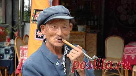 Как заботятся о стариках в Китае