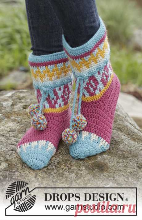 Posts Search Slippers Crochet