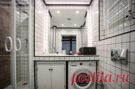 Как оформить маленькую ванную комнату? Расскажем про особенности обустройства маленькой ванной комнаты. Дадим рекомендации по ее оформлению и покажем примеры в интерьере.