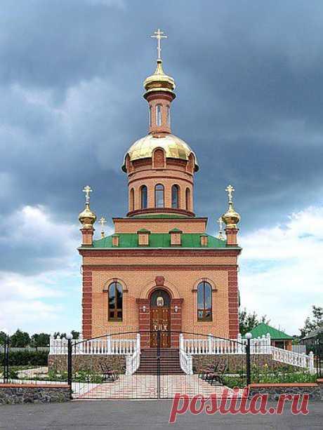 Церковь в городе Кировограде.
