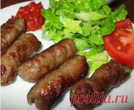 Привезла из Турции не только сувениры, но и традиционный рецепт инегёль кёфте! »