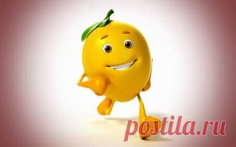 Неожиданные полезные свойства лимона!
