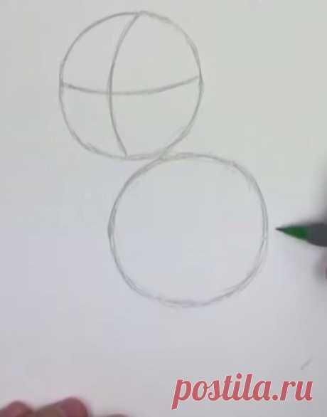 Как нарисовать сову карандашом поэтапно