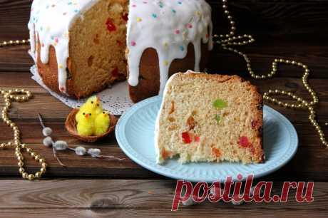 Пасхальный кулич в мультиварке рецепт с фото пошагово - 1000.menu