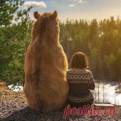 Маша и медведь (20 лет спустя)