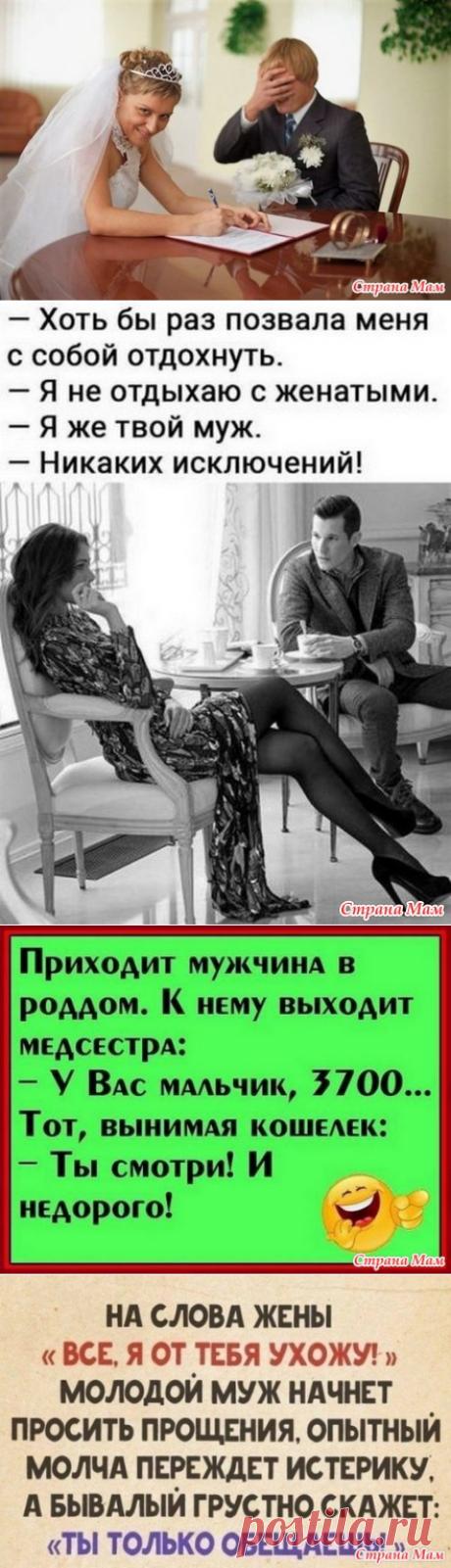 О семейной жизни с юмором. 59 - ВЯЗАНАЯ МОДА+ ДЛЯ НЕМОДЕЛЬНЫХ ДАМ - Страна Мам