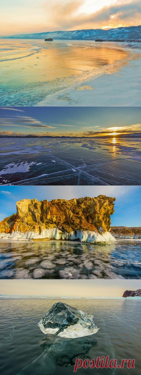 Озеро Байкал — это место невероятной красоты... Неудивительно, что люди, приезжающие сюда, влюбляются в это место раз и навсегда. Так произошло и с фотопутешественником Михаилом, известным под ником Numach.  |  Фотограф, очарованный красотой озера Байкал