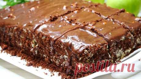 Домашний торт, который не нуждается в пропитке