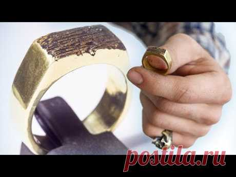 Jeweler molding in house conditions for beginners - ALL TECHNOLOGIES IN ONE VIDEO