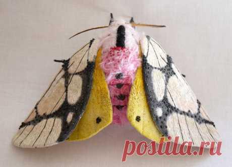 Удивительные бабочки: замечательные идеи для вдохновения — Сделай сам, идеи для творчества - DIY Ideas