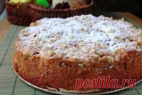 Обалденный яблочный пирог «Домашний». | Краше Всех