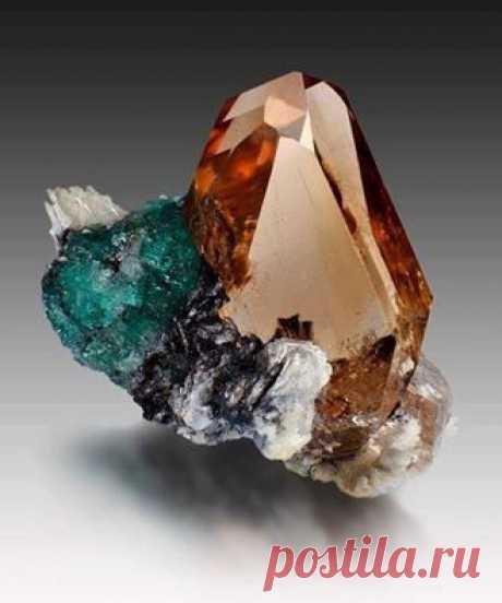 Магия минералов