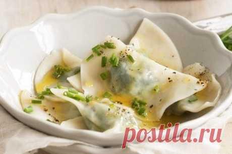 Равиоли со шпинатом и сыром рикотта рецепт – итальянская кухня: паста и пицца. «Еда»