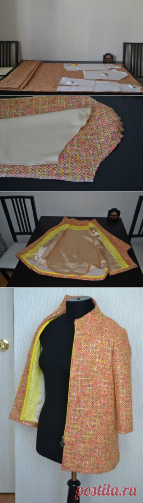 МК детское пальто
