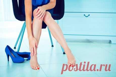 Лекарственные травы для улучшения циркуляции крови в ногах — Здоровое Долголетие