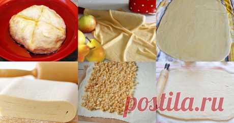 Слоеное тесто для штруделя в домашних условиях 8 рецептов - 1000.menu Тесто для штруделя - быстрые и простые рецепты для дома на любой вкус: отзывы, время готовки, калории, супер-поиск, личная КК