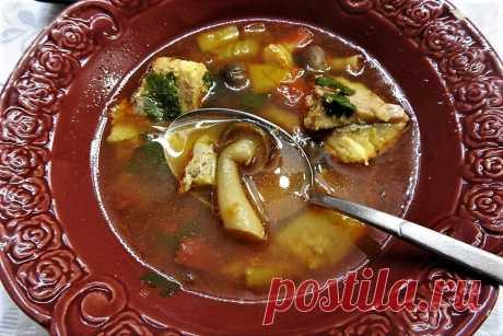 Буйабес — многокомпонентныйрыбный суп: malamant — ЖЖ