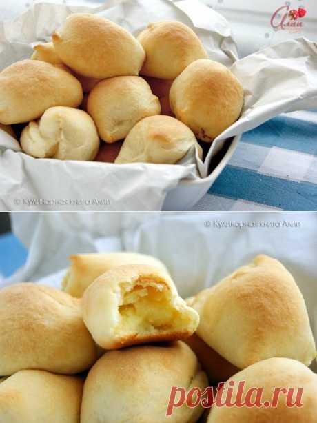 Пирожки-малышки «слоеные» скороспелые... из чудо-теста....