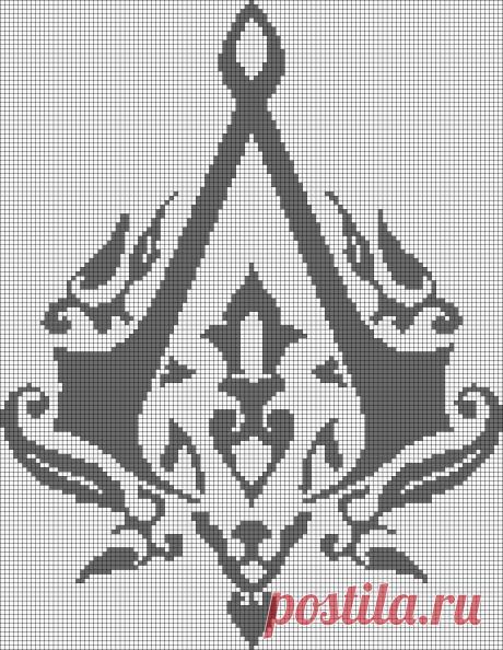 Alpha Friendship Bracelet Pattern #12562 - BraceletBook.com