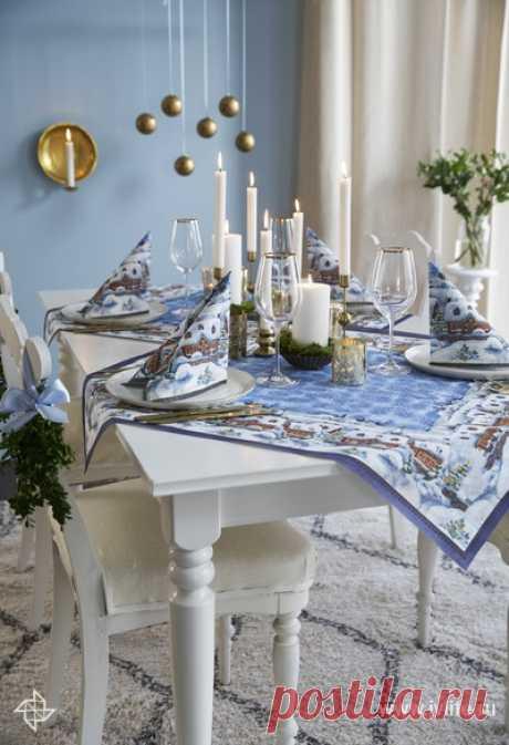 Праздник начинается: яркие идеи для сервировки новогоднего стола | Высоцкая Life