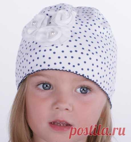 Выкройка летней трикотажной шапочки для малыша на возраст от 3 мес до 24 мес (Шитье и крой) – Журнал Вдохновение Рукодельницы